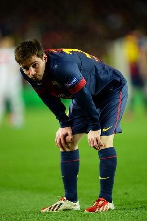 Lawan Zaragoza, Barca Tanpa Messi