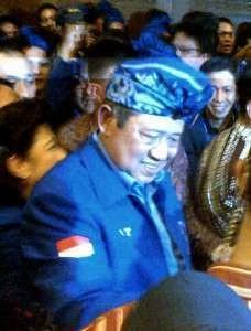 Kumpulkan Ketua DPD PD, SBY Siapkan Konvensi Capres Juni 2013