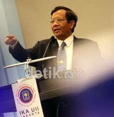 Mahfud, Jokowi & Prabowo Capres Populer di Kalangan Warga NU Jatim