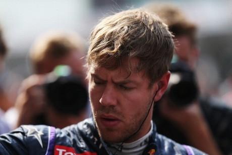 Gagal Naik Podium, Vettel Kecewa