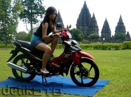 Suzuki Siap Lahirkan Motor Bebek Baru