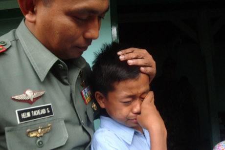 Dapat Segepok Uang dari Presiden SBY, Tasripin Menangis