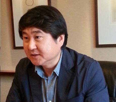 CEO Kakao Talk Sirgoo Lee (rns/detikINET)