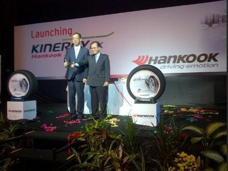 Hankook Ingin Rebut 20% Pasar Ban MPV