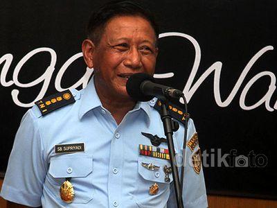 Kapten Pilot Heli Puma Jadi Kadispen TNI AU