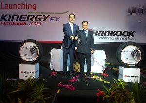 Hankook Ban Kenalkan Varian Khusus MPV di Indonesia
