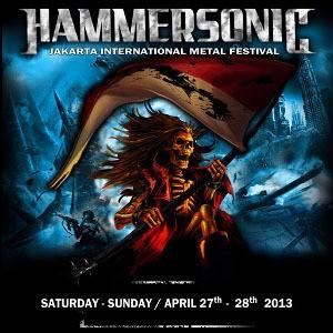 Metalhead Bersiap Kembali Berpesta di Hammersonic Hari Kedua