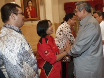 Temui SBY, Buruh Tolak Kenaikan BBM