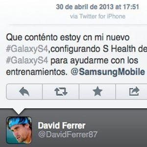 Blunder! Promosikan Galaxy S4 Kok Pakai iPhone