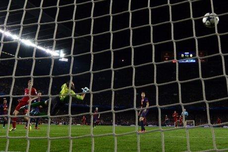 Gol Robben Jadi Kunci Bayern