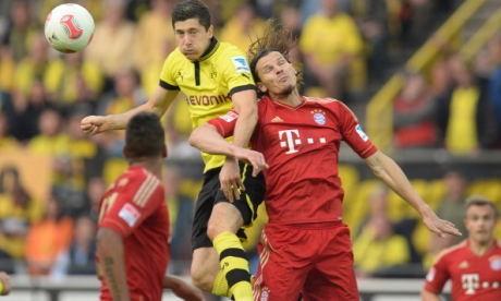 Pemanasan Dortmund-Bayern Ternyata Tetap Panas