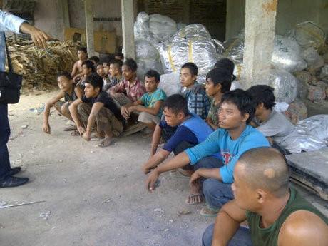 Perbudakan di Tangerang, Oknum Brimob & TNI Dipanggil Polisi
