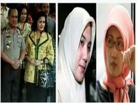 4 Tersangka Korupsi yang Punya Hubungan dengan Para Perempuan Cantik