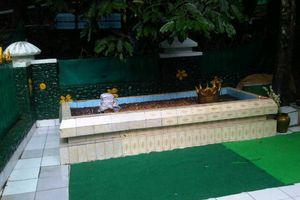 Misteri Makam Keramat di Kebun Raya Bogor