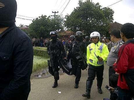 Densus 88 Juga Gerebek Rumah di Ciputat, 2 Terduga Teroris Ditangkap