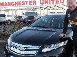 Melirik 2 Mobil Pilihan Sir Alex Ferguson