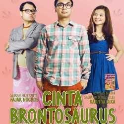 Cinta Brontosaurus: Tentang Cinta yang Bisa Kadaluarsa dalam Lawakan yang Kadaluarsa