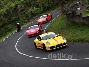 60 Porsche Semarakkan Bali