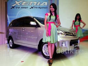 Daihatsu Luncurkan Xenia Plus Airbag