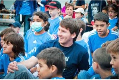 Lima Anak Indonesia Akan Jumpa Lionel Messi di Qatar