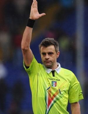 Final Liga Champions Dipimpin Orang Italia
