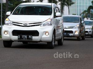 Menjajal Daihatsu Xenia Airbag ke Bandung