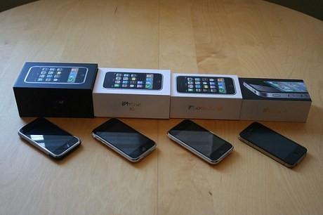 Keluarga iPhone (ist)