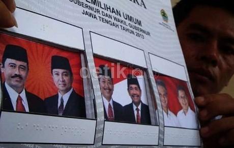 Quick Count Indo Barometer: Ganjar Pranowo Menangi Pilgub Jateng