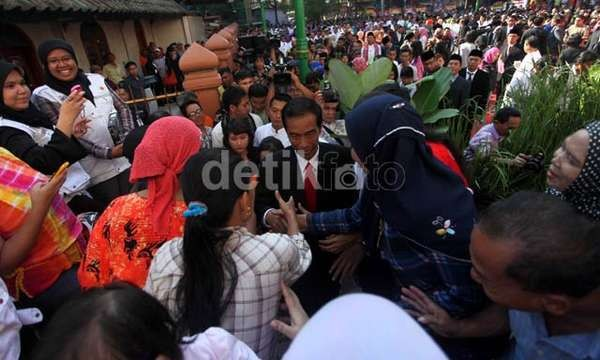 Menakar Peluang Jokowi Sebagai Capres 2014