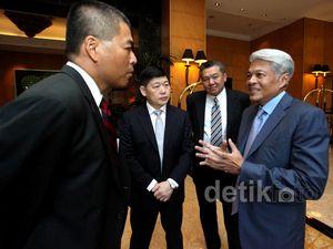 Pertemuan Investor Regional se-Asia Tenggara