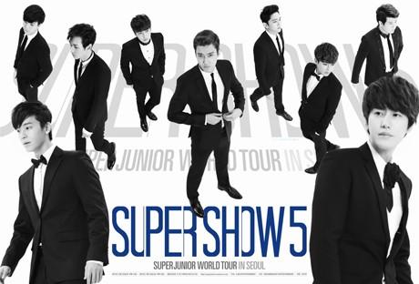 Konser di Jakarta, Super Junior Minta Nasi Goreng