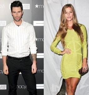 Adam Levine Pacari Model 21 Tahun Nina Adgal