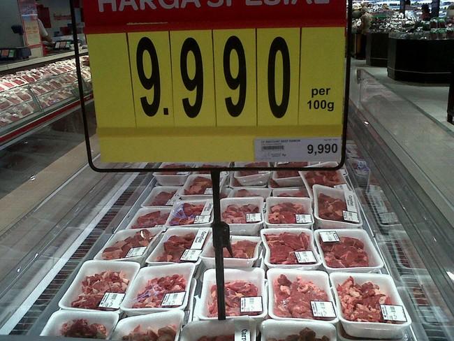 Bulog Tak Mau Hanya Jadi Importir Daging Dadakan