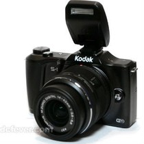 Foto Bocoran Kamera Micro Four Thirds Kodak S1 Menyeruak