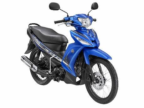 Yamaha Vega RR Siap Naik Kelas