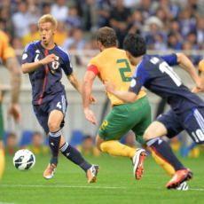 Seri Lawan Australia, Jepang Jadi Tim Pertama Lolos ke Piala Dunia 2014