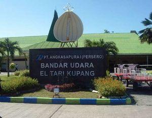 Mengenal El Tari, Bandara Tempat Insiden Merpati