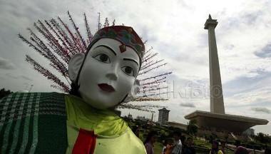 Kritik PRJ Kemayoran, Jokowi Gelar \PRJ Monas\ 14-16 Juni