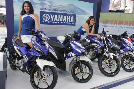 Yamaha Luncurkan 5 Motor Edisi MotoGP