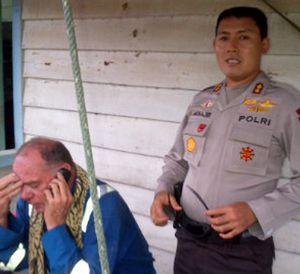 2 Hari Diculik, Pekerja Asing Subkontraktor Medco Akhirnya Ditemukan
