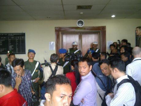 12 Prajurit Kopassus Berbaret Merah Tiba Dilmil Yogya
