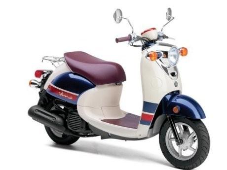 Vino Classic, Skuter Retro Yamaha dengan Mesin 50 cc