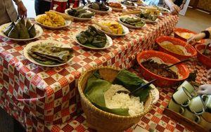 Menyantap Semur Jengkol Plus Nasi Uduk Komplit di Sailendra