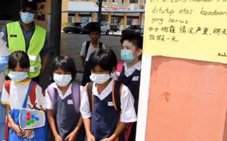 Semakin Parah, Kabut Asap di Malaysia Capai Level Berbahaya