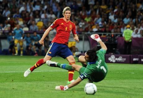 Buffon: Semoga Spanyol Tak Sebaik Saat di Euro 2012