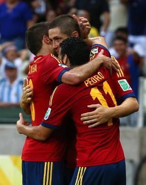 Del Bosque: Italia Lawan yang Sulit, tapi Spanyol Akan ke Final