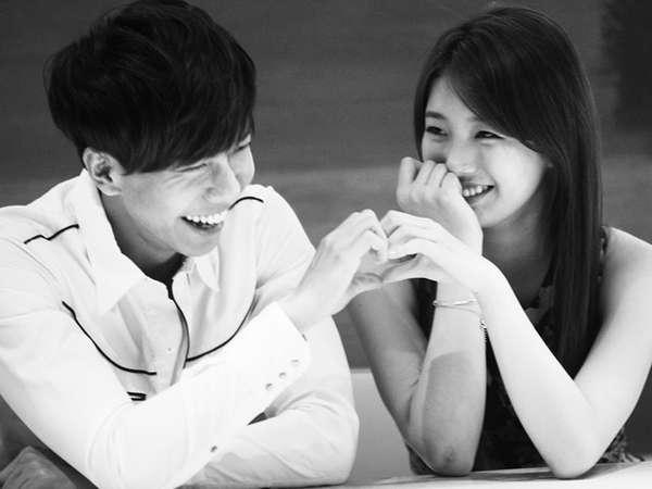Aww, Mesranya Suzy miss A dan Lee Seung Gi