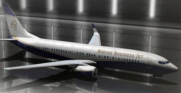 Berapa Harga Pesawat Kepresidenan RI, Boeing Business Jet II?