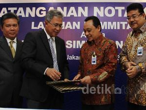 BTN Gandeng Bank Malaysia