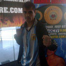 Brizuela, Penerbangan 32 Jam, dan Maradona